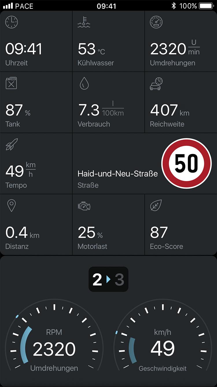 Mach dein Auto zum Smartcar mit dem PACE Link